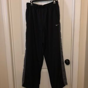 Nike Dri-Fit wind pants~men's XXL